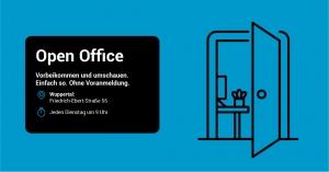 Open Office WORQS Wuppertal