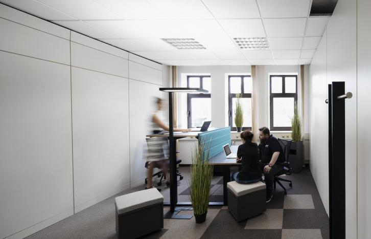 WORQS Coworking Augsburg