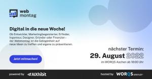webmontag 08/2022